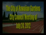City Council Meeting of July 24 Part 2 of 3