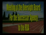 Meeting of Oversight Board of the Former RDA